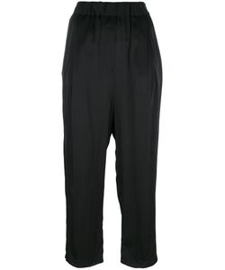 Damir Doma | High-Rise Cropped Trousers Size Medium