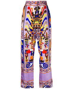 Emilio Pucci   Printed Pyjama Trousers