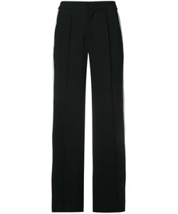 Guild Prime | Flared Sports Stripe Trousers