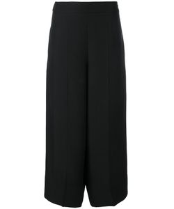 Cédric Charlier | Wide-Legged Cropped Trousers Size 44