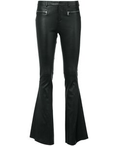 Sylvie Schimmel | Fla Leather Trousers 40 Lamb Skin/Cotton/Spandex/Elastane