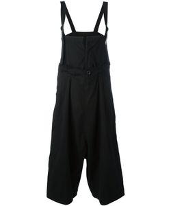 Y's | Front Slit Drop-Crotch Jumpsuit