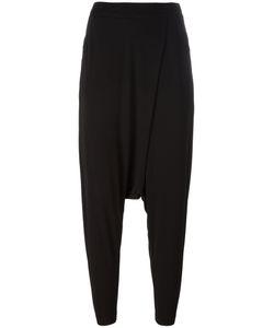 Demoo Parkchoonmoo | Drop Crotch Trousers 42 Polyester/Rayon
