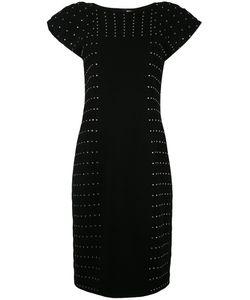 Comme Des Garçons Noir Kei Ninomiya | Studded Midi Dress