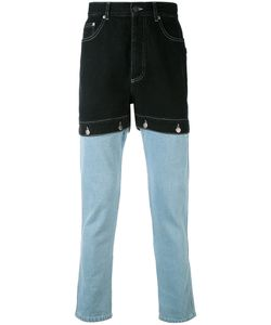 Christopher Shannon | Contrast Jeans 32