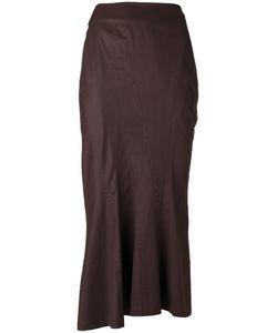 Yohji Yamamoto Vintage | Long Skirt Xs