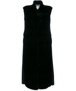 Manzoni 24 | Sleeveless Panelled Coat Women