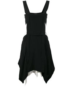 Isabel Marant | Handkerchief Hem Apron Dress Size 36