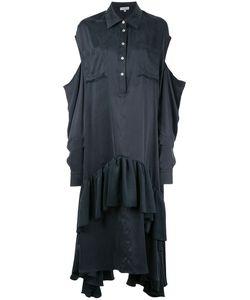 Natasha Zinko   Cold-Shoulder Kaftan Dress Size 42
