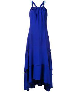 Peter Pilotto | Ruffled Hem Maxi Dress