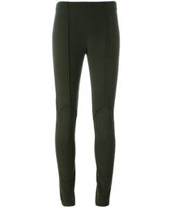 A.F.Vandevorst   Paneled Leggings 36 Silk/Lyocell