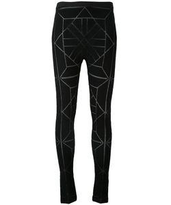Gareth Pugh | Geometric Pattern Leggings
