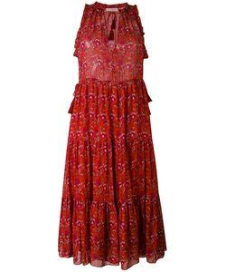 Ulla Johnson | Tiered Tassel Dress