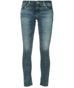 Ag Jeans | Cropped Skinny Jeans Size 27