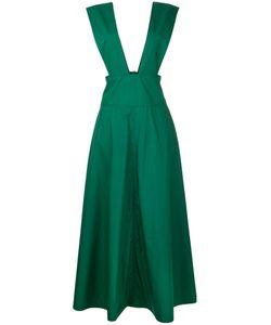 Le Ciel Bleu | High Waist Flare Dress