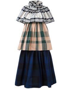 Sofie D'hoore   Multi Checked Dress