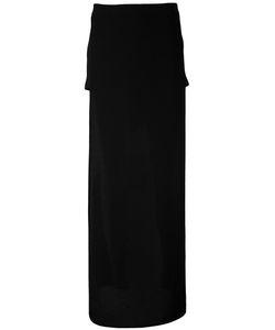 Gareth Pugh | Off-Shoulder Maxi Dress