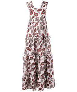 Dodo Bar Or | Paisley Print Maxi Dress Women