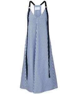 Strateas Carlucci | Harness Slip Dress