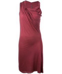 Rick Owens Lilies | Draped Asymmetric Dress Size 40
