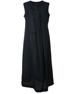 Y's | Pleated Front Dress 1