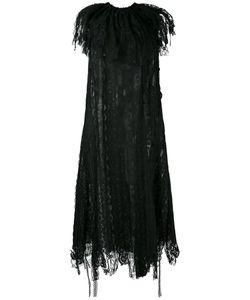 Sara Lanzi | Lace Ribbons Dress
