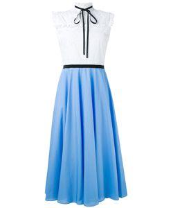 Vivetta   Contrast Shift Dress 40