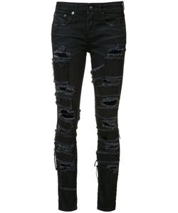 R13 | Alison Patch Skinny Jeans Size 27