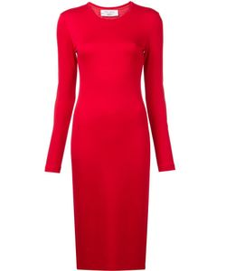 Prabal Gurung | Long Sleeve Knit Dress Small