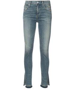 Citizens of Humanity | Slit Hem Skinny Jeans
