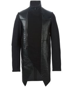 Lost And Found   Asymmetric Zipped Jacket