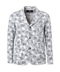 Anrealage | Geometric Print Jacket 48