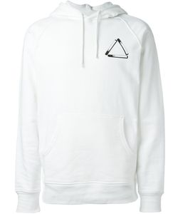 Palace | Cigarette Logo Print Hoodie
