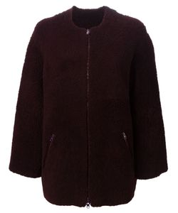 Sprung Frères | Woolly Zip Coat