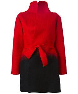 Sybilla | Belted Gradient Coat
