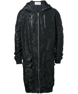 Strateas Carlucci   Hooded Extension Bomber Jacket Adult Unisex Xl