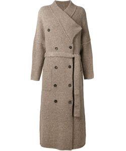 Soyer | Shawl Neck Belted Coat