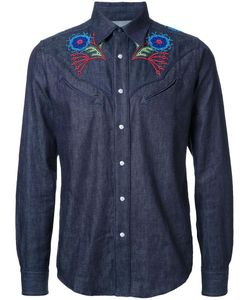 Taakk | Embroidered Detailing Shirt 1 Cotton