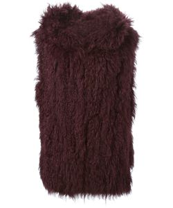 Ravn | Danco Hooded Knitted Lamb Vest