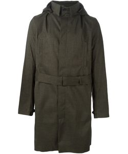 Norwegian Rain | Hooded Belted Parka