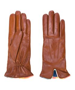 Paul Smith | Contrast Trim Gloves