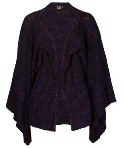 Fernanda Yamamoto | Lace Cape Coat