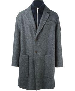 Moncler X Ami | Max Logo Crest Coat