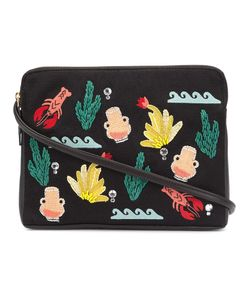 Lizzie Fortunato Jewels | Maritime Icon Safari Clutch