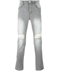 Stampd | Ripped Slim-Fit Jeans 28