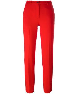 Piccione.Piccione | Piccione. Piccione Straight Trousers 42 Wool/Viscose