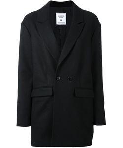 Fad Three   Short Double Breasted Coat Medium