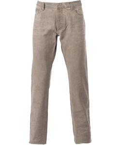 Nicolas Andreas Taralis | Distressed Waistband Regular Fit Trousers