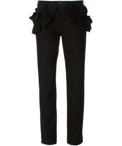 Simone Rocha X J Brand | Frill Detail Jeans