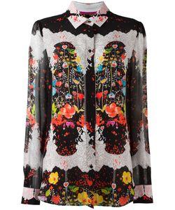 Piccione.Piccione | Piccione. Piccione Multiple Prints Shirt 42 Silk